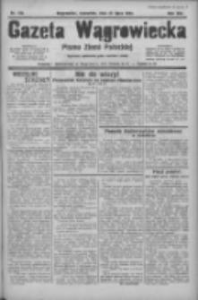 Gazeta Wągrowiecka: pismo ziemi pałuckiej 1933.07.27 R.13 Nr170