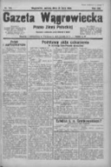 Gazeta Wągrowiecka: pismo ziemi pałuckiej 1933.07.29 R.13 Nr172