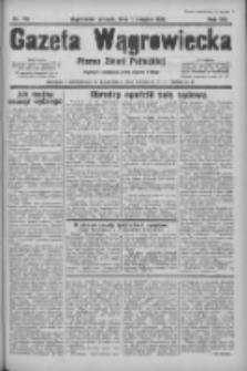 Gazeta Wągrowiecka: pismo ziemi pałuckiej 1933.08.01 R.13 Nr174
