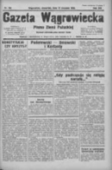 Gazeta Wągrowiecka: pismo ziemi pałuckiej 1933.08.10 R.13 Nr182