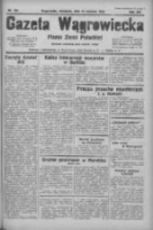 Gazeta Wągrowiecka: pismo ziemi pałuckiej 1933.08.13 R.13 Nr185