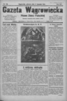Gazeta Wągrowiecka: pismo ziemi pałuckiej 1933.08.15 R.13 Nr186