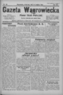 Gazeta Wągrowiecka: pismo ziemi pałuckiej 1933.08.17 R.13 Nr187