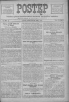 Postęp 1918.02.09 R.29 Nr33