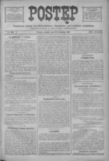 Postęp 1918.04.20 R.29 Nr91