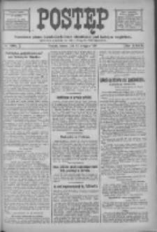 Postęp 1918.08.27 R.29 Nr195