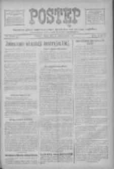 Postęp 1918.10.18 R.29 Nr240