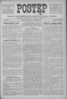 Postęp 1918.11.01 R.29 Nr252