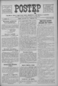 Postęp 1918.11.07 R.29 Nr256
