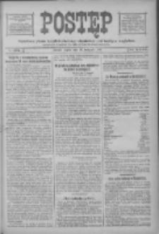 Postęp 1918.11.29 R.29 Nr274