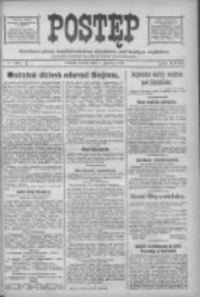 Postęp 1918.12.07 R.29 Nr281