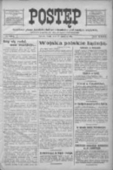 Postęp 1918.12.25 R.29 Nr296