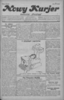 """Nowy Kurjer: dawniej """"Postęp"""" 1929.05.24 R.40 Nr118"""