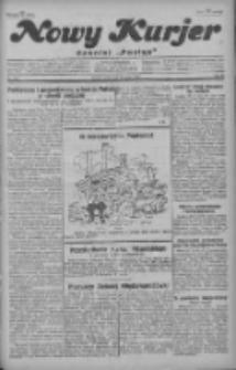 """Nowy Kurjer: dawniej """"Postęp"""" 1929.05.29 R.40 Nr122"""