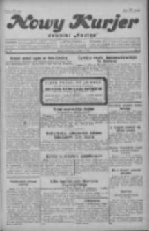 """Nowy Kurjer: dawniej """"Postęp"""" 1929.06.05 R.40 Nr127"""