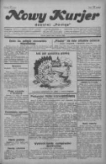 """Nowy Kurjer: dawniej """"Postęp"""" 1929.06.07 R.40 Nr129"""