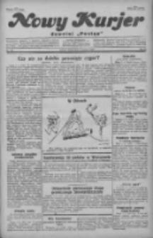 """Nowy Kurjer: dawniej """"Postęp"""" 1929.06.08 R.40 Nr130"""