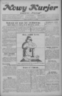"""Nowy Kurjer: dawniej """"Postęp"""" 1929.06.12 R.40 Nr133"""