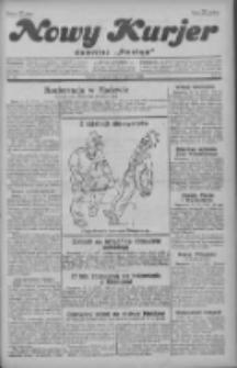 """Nowy Kurjer: dawniej """"Postęp"""" 1929.06.13 R.40 Nr134"""