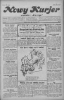 """Nowy Kurjer: dawniej """"Postęp"""" 1929.06.18 R.40 Nr138"""