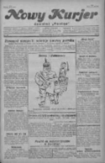 """Nowy Kurjer: dawniej """"Postęp"""" 1929.06.22 R.40 Nr142"""