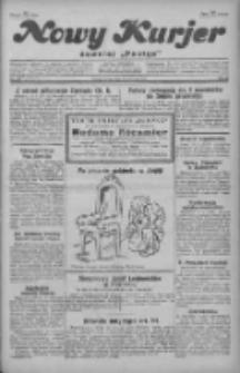 """Nowy Kurjer: dawniej """"Postęp"""" 1929.06.26 R.40 Nr145"""