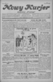"""Nowy Kurjer: dawniej """"Postęp"""" 1929.06.27 R.40 Nr146"""