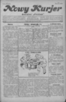"""Nowy Kurjer: dawniej """"Postęp"""" 1929.06.29 R.40 Nr148"""