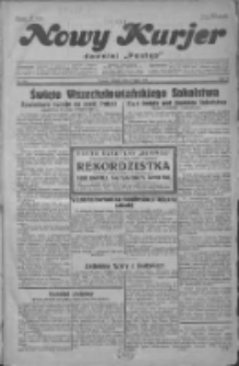 """Nowy Kurjer: dawniej """"Postęp"""" 1929.07.02 R.40 Nr149"""