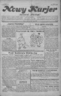 """Nowy Kurjer: dawniej """"Postęp"""" 1929.07.04 R.40 Nr151"""