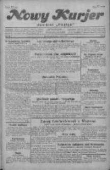 """Nowy Kurjer: dawniej """"Postęp"""" 1929.07.05 R.40 Nr152"""