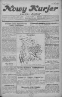"""Nowy Kurjer: dawniej """"Postęp"""" 1929.07.09 R.40 Nr155"""