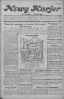 """Nowy Kurjer: dawniej """"Postęp"""" 1929.07.11 R.40 Nr157"""