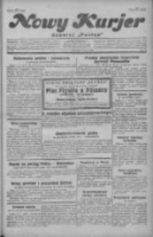 """Nowy Kurjer: dawniej """"Postęp"""" 1929.07.12 R.40 Nr158"""