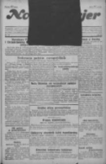 """Nowy Kurjer: dawniej """"Postęp"""" 1929.07.13 R.40 Nr159"""
