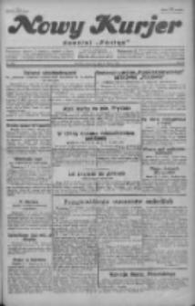 """Nowy Kurjer: dawniej """"Postęp"""" 1929.07.18 R.40 Nr163"""