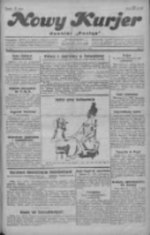 """Nowy Kurjer: dawniej """"Postęp"""" 1929.07.19 R.40 Nr164"""