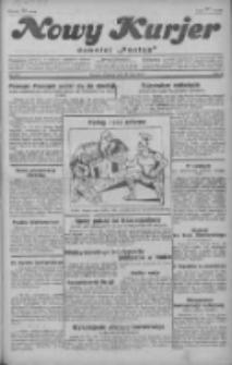 """Nowy Kurjer: dawniej """"Postęp"""" 1929.07.28 R.40 Nr172"""
