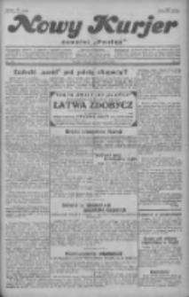 """Nowy Kurjer: dawniej """"Postęp"""" 1929.07.30 R.40 Nr173"""
