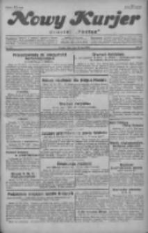 """Nowy Kurjer: dawniej """"Postęp"""" 1929.07.31 R.40 Nr174"""