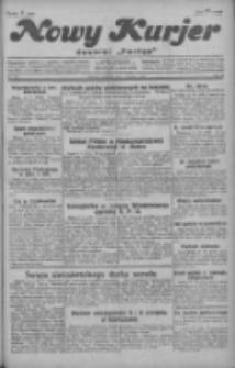 """Nowy Kurjer: dawniej """"Postęp"""" 1929.08.01 R.40 Nr175"""
