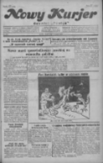 """Nowy Kurjer: dawniej """"Postęp"""" 1929.08.02 R.40 Nr176"""