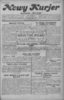 """Nowy Kurjer: dawniej """"Postęp"""" 1929.08.07 R.40 Nr180"""