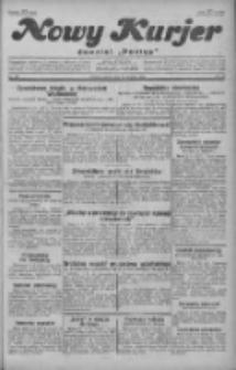 """Nowy Kurjer: dawniej """"Postęp"""" 1929.08.10 R.40 Nr183"""