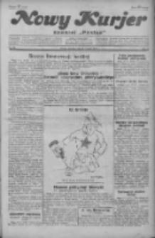 """Nowy Kurjer: dawniej """"Postęp"""" 1929.08.11 R.40 Nr184"""