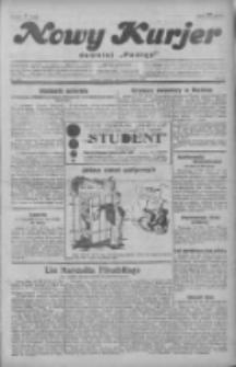 """Nowy Kurjer: dawniej """"Postęp"""" 1929.08.13 R.40 Nr185"""