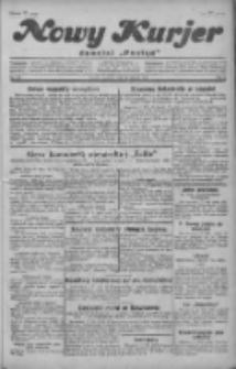 """Nowy Kurjer: dawniej """"Postęp"""" 1929.08.18 R.40 Nr189"""