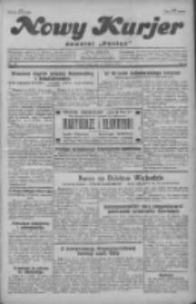 """Nowy Kurjer: dawniej """"Postęp"""" 1929.08.21 R.40 Nr191"""