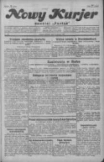 """Nowy Kurjer: dawniej """"Postęp"""" 1929.08.22 R.40 Nr192"""