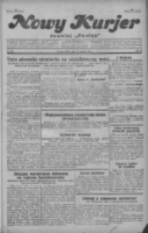"""Nowy Kurjer: dawniej """"Postęp"""" 1929.08.23 R.40 Nr193"""